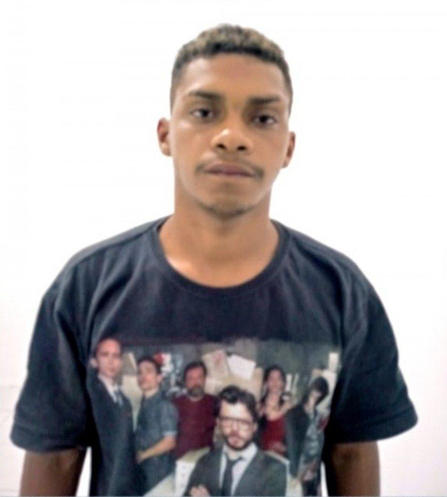Jovem suspeito de matar casal de namorados foi preso em bar de Araguaína
