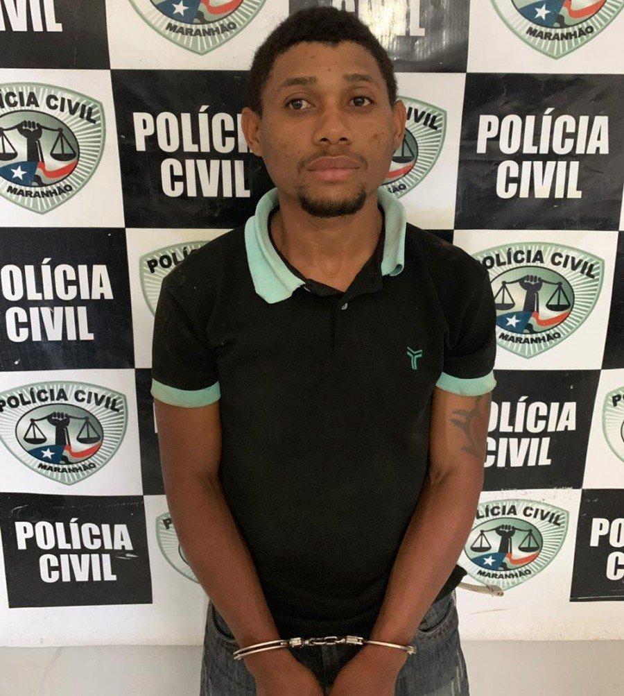 Valber Bezerra confessou na manhã desta quarta-feira (30) que foi o responsável pelo assassinato de Ildivan (Foto: Divulgação/Polícia)