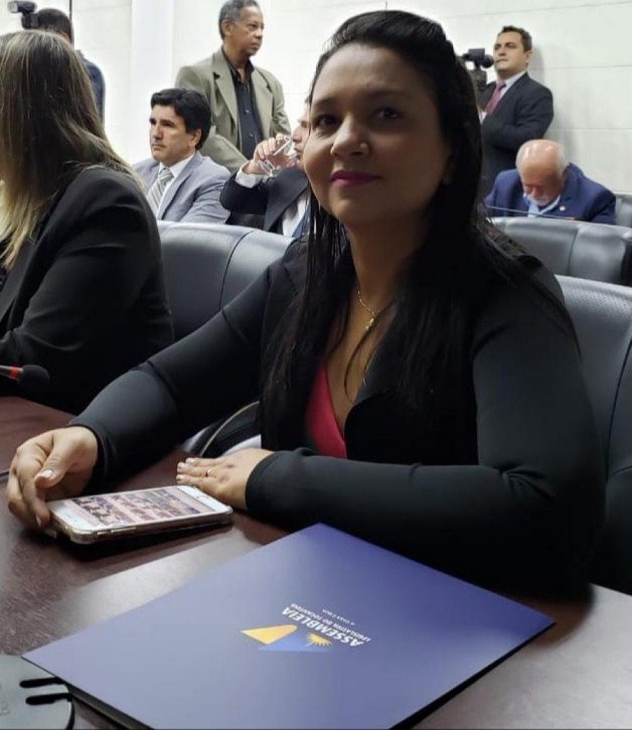 Durante Assembleia Geral da UPM, deputada Vanda Monteiro propõe criação da Comissão da Mulher