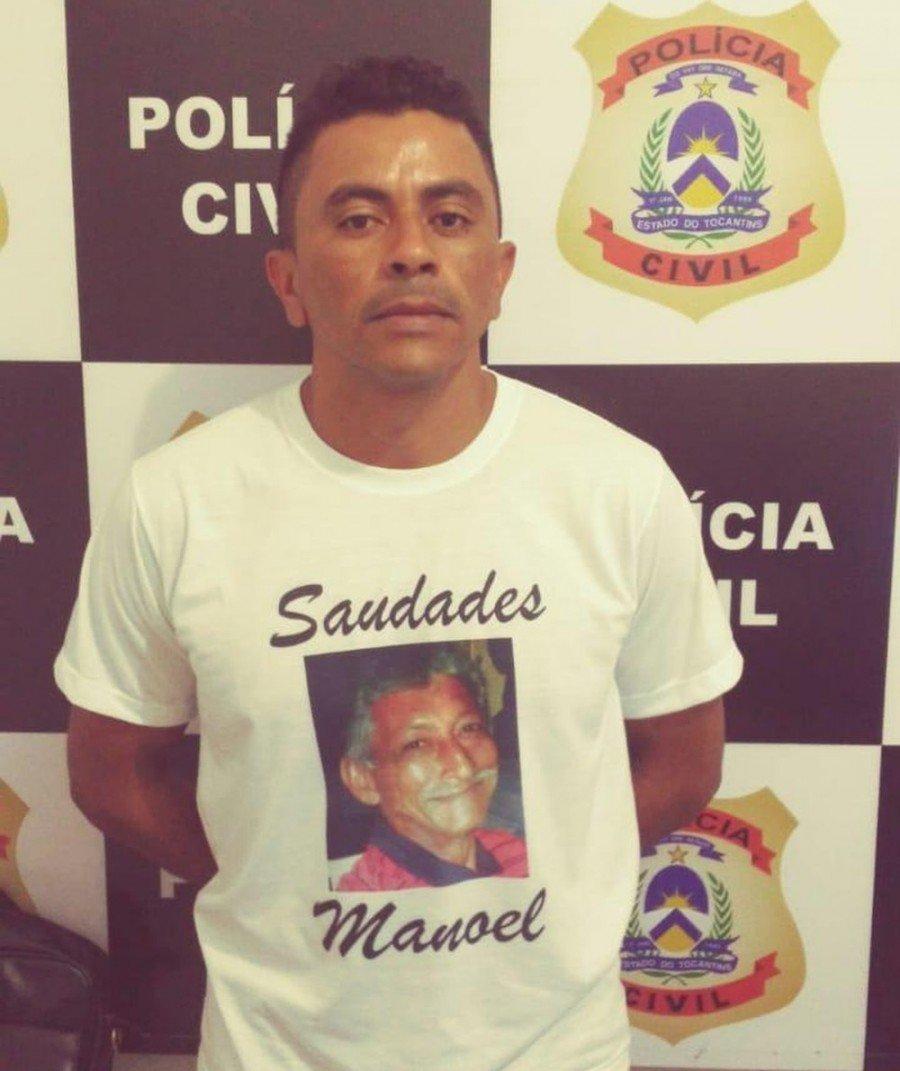 Suspeito é preso em Xambioá após chorar em velório e enterro da própria vítima