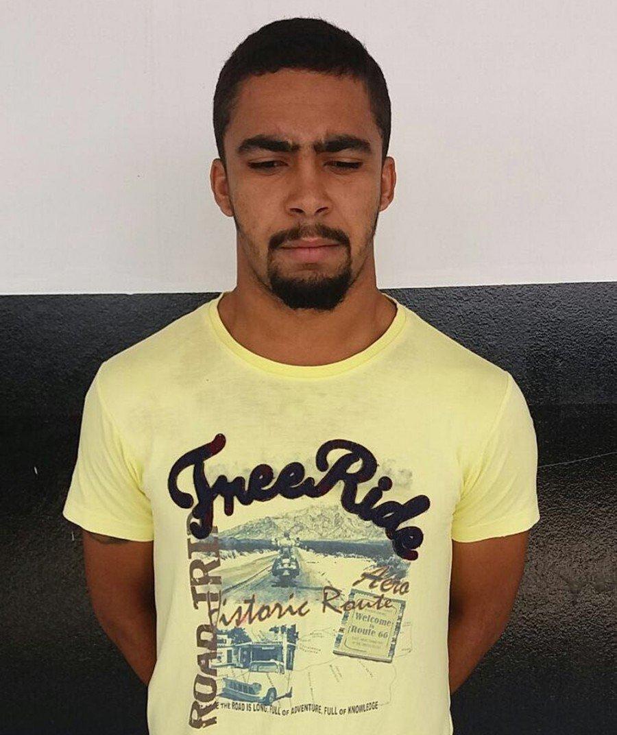 Iago Coimbra dos Santos foi condenado a 17 anos de prisão por homicídio em pizzaria de Araguaína