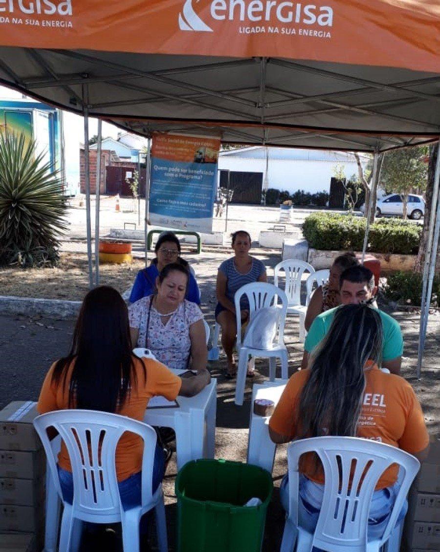 Energisa leva orientações e serviços a clientes de Araguatins, Araguanã, Arapoema e Miracema