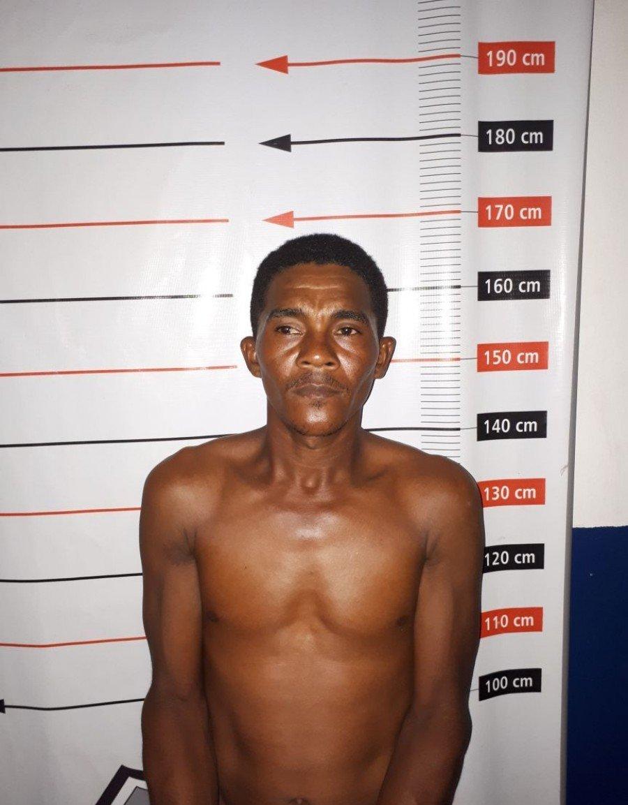 Suspeito de cometer estupro de vulnerável é preso pela Polícia Civil