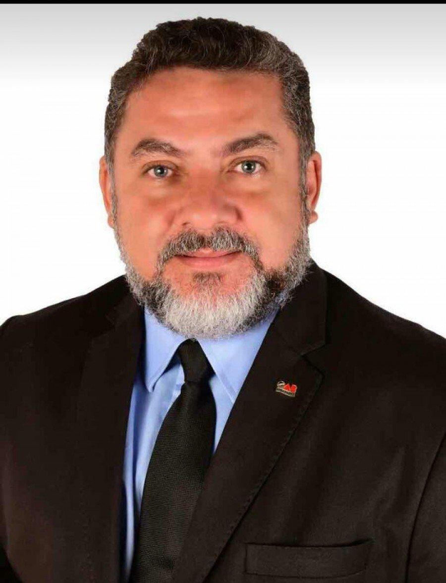 Presidente da OAB Colinas, Darlan de Aguiar
