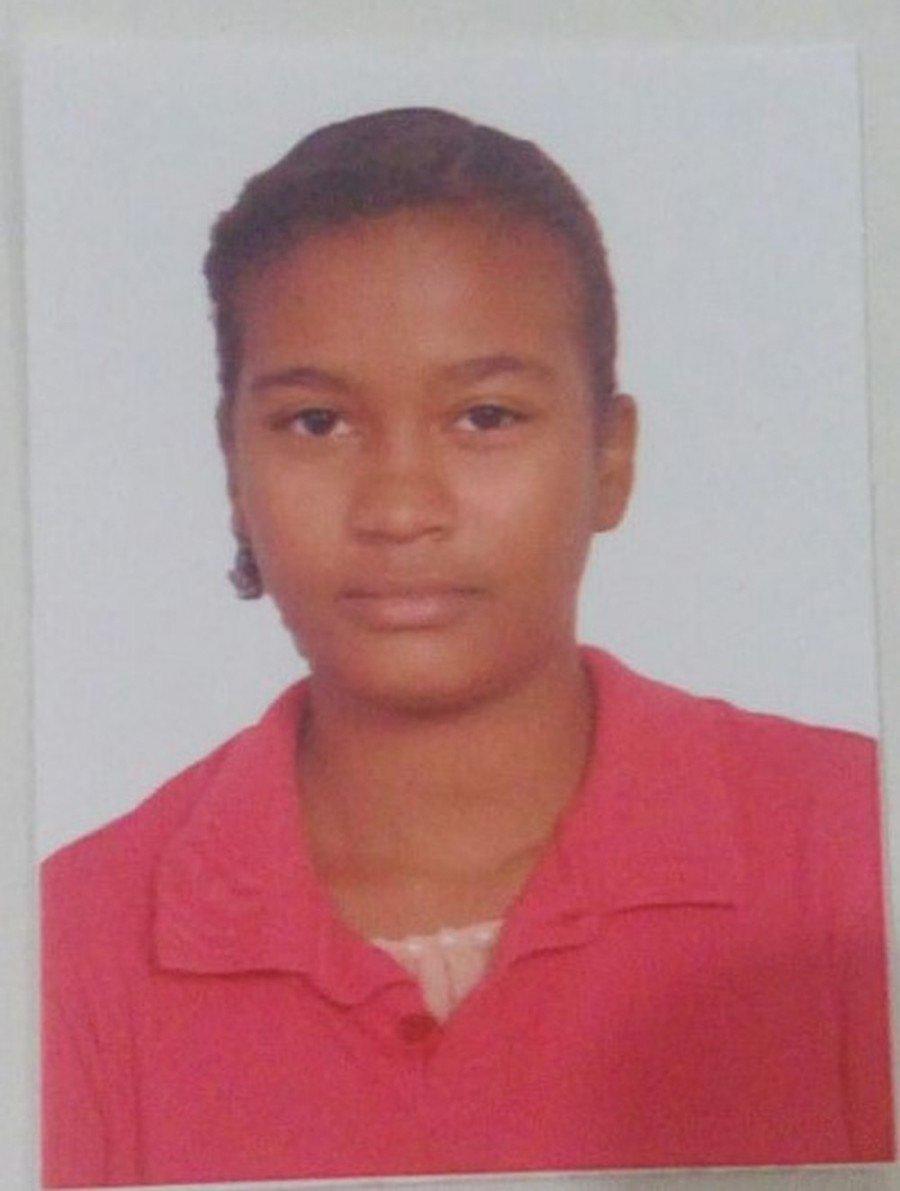 Cleidiane Lima Rodrigues morreu ao ser atingida por um raio (Foto: Arquivo pessoal)