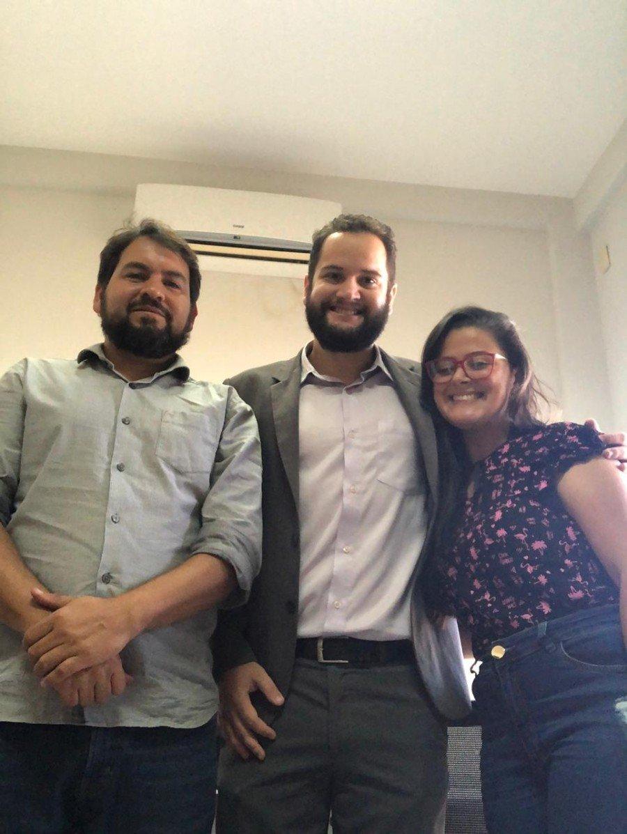 O projeto realiza atendimento jurídico voluntário e itinerante em comunidades carentes do Bico do Papagaio