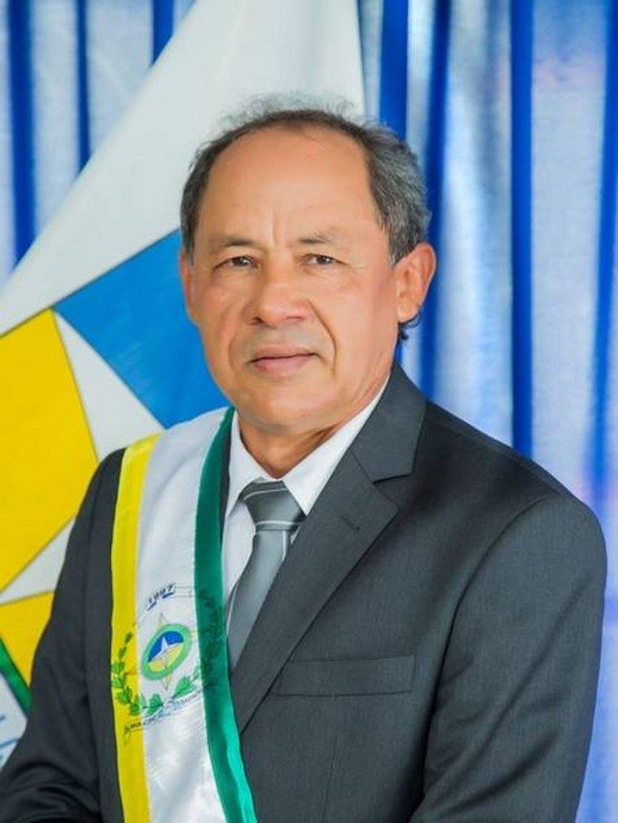 Ivanildo Paiva (PRB), prefeito de Davinopólis foi encontrado morto no dia 11 de novembro( Foto: Divulgação/Prefeitura Municipal de Davinopólis)
