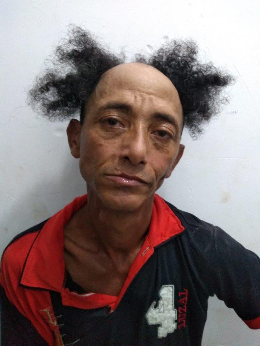 Benezildo dos Santos Rodrigues foi enquadrado na Lei Maria da Penha (Foto: Divulgação/Polícia)