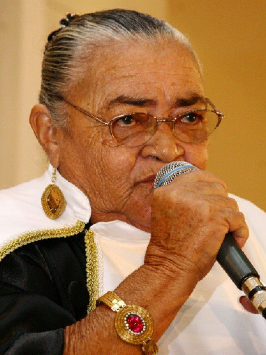 Raimunda foi titulada doutora Honoris Causa pela UFT em 2009 (Foto: Acervo Sucom/UFT)