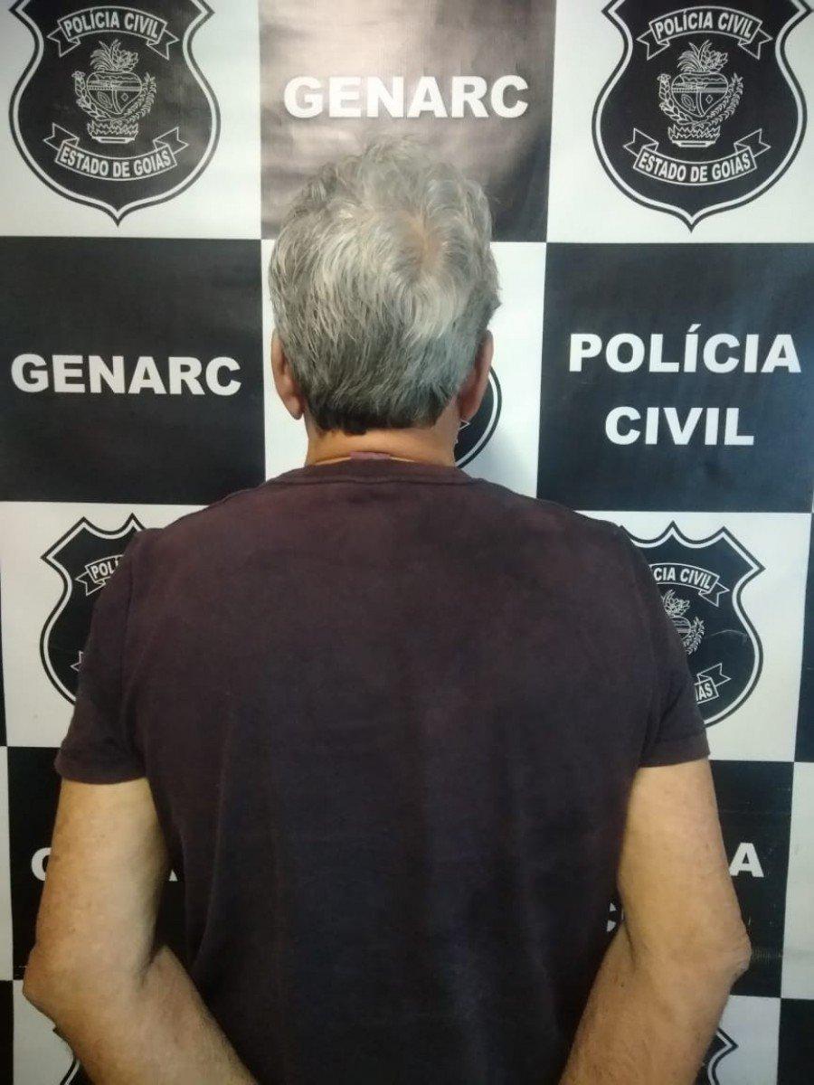 Suspeito de estuprar adolescente em Caseara foi preso pela Polícia Civil do Tocantins em Ipiranga de Goiás-GO