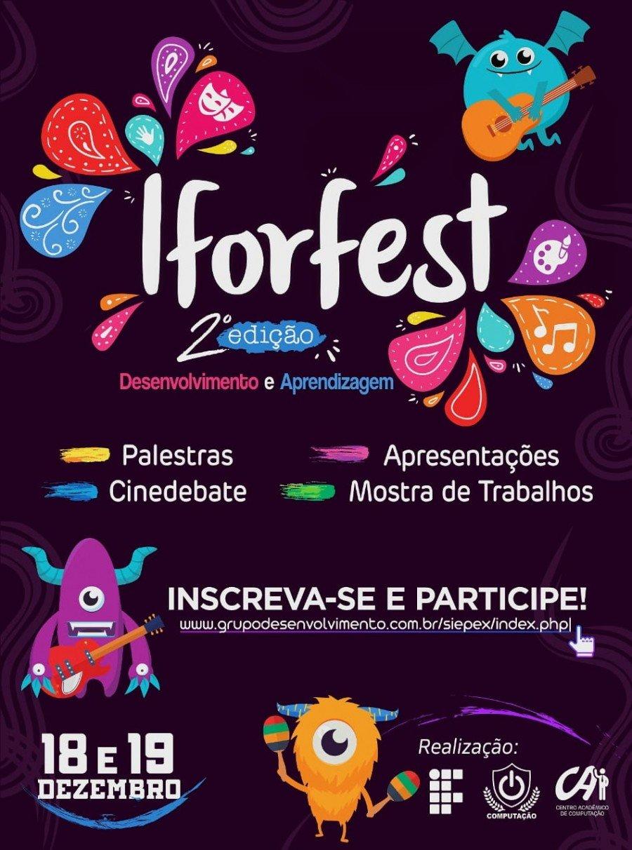 Programação do evento conta com várias atividades científicas e culturais