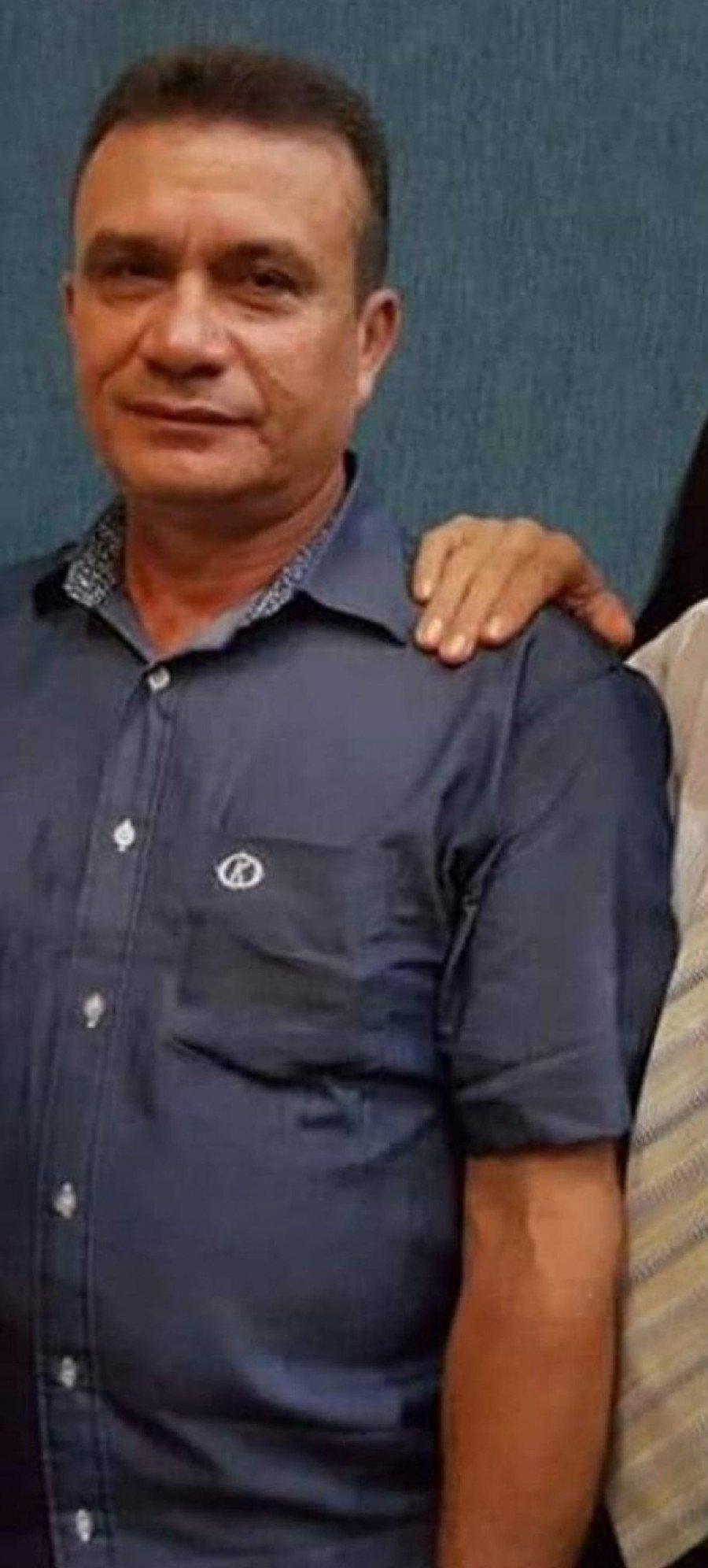 Corpo do policial militar da reserva Silvânio Costa Mendes, foi encontrado carbonizado na sua própria fazenda em Rio Sono (Foto: Divulgação)