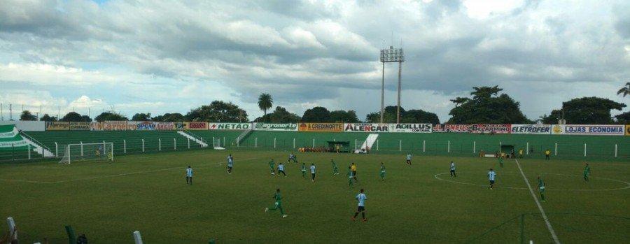 TEC venceu o Sparta por 2 a 1 (Foto: Felipe Maranhão/TV Anhanguera)