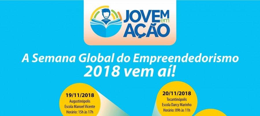 O evento irá percorrer duas cidades do Bico do Papagaio
