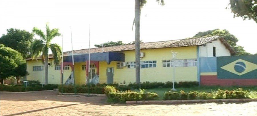 Prefeitura de Darcinópolis (Foto: Divulgação)