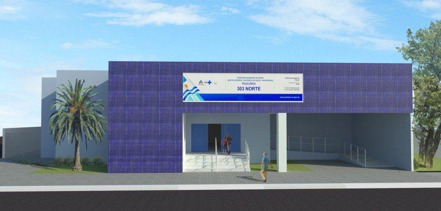 Nova Policlínica da Arno 31 contará com centro de fisioterapia com piscina, 11 consultórios médicos e ofertará vários tipos de exame