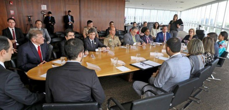 Grupo também debateu medidas contra disseminação de notícias falsas durante o segundo turno das eleições