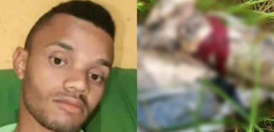 Corpo de Ildivan Silva Faria, foi encontrado nesta terça-feira (29)