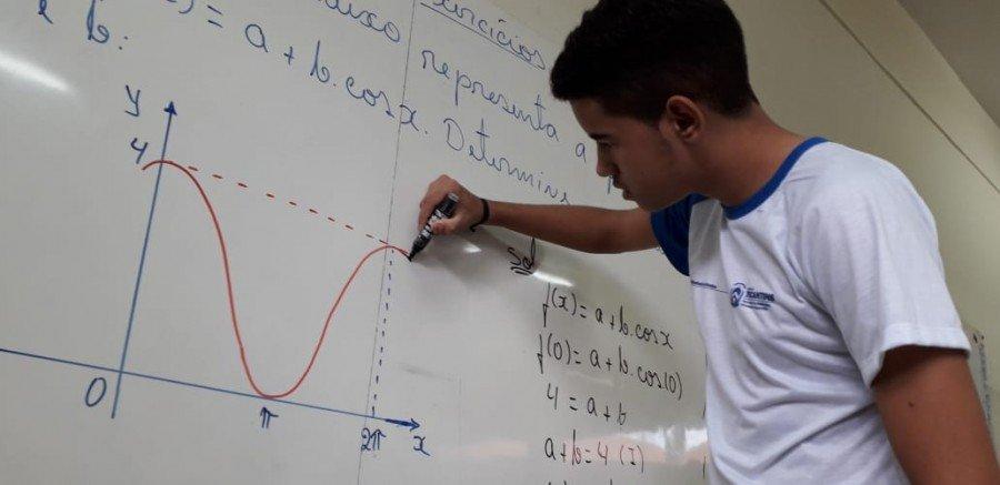 Em 2019, a rede estadual de ensino registrou participantes na Obmep, de todas as 25 cidades do Bico do Papagaio