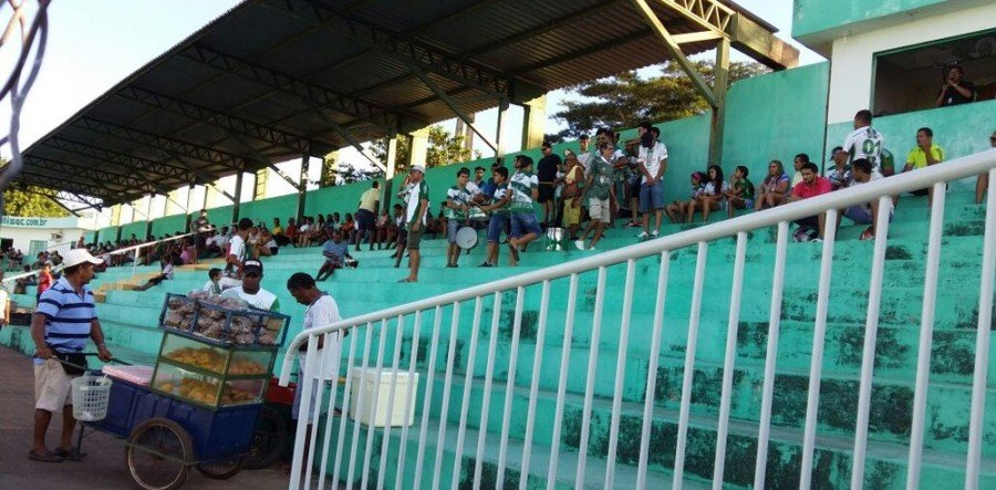 TEC recebe o Sparta na primeira rodada do Tocantinense 2019 (Foto: Lucas Ferreira/TV Anhanguera)