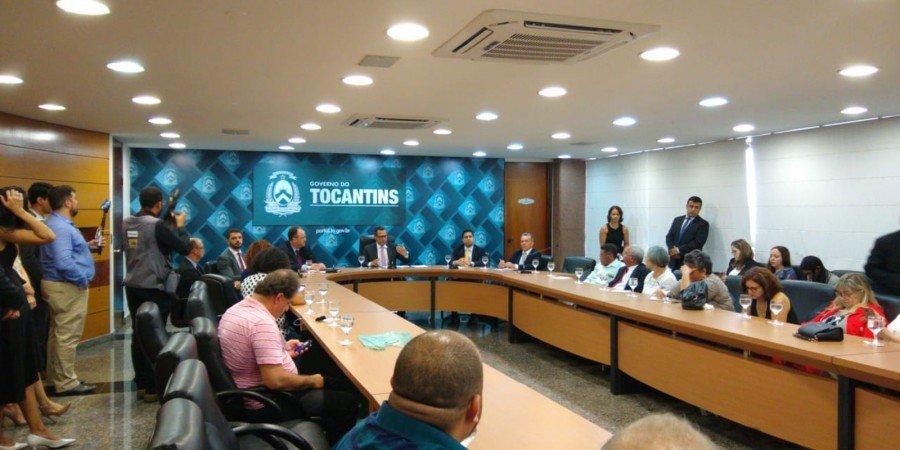 Medidas da reforma administrativa foram anunciadas em coletiva à imprensa