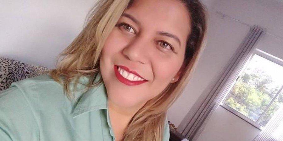 Lenilda Cavalcante Andrade, 36 anos, é uma das vítimas na tragédia de Brumadinho (MG) (Foto: Reprodução/Facebook)