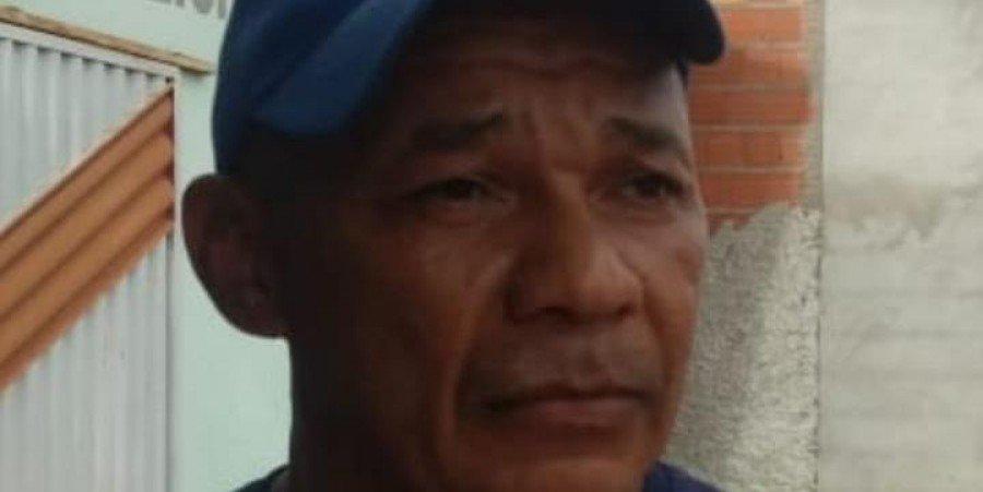 Homem que estuprou a neta de sua companheira na cidade de Itupiranga-PA, foi preso em Praia Norte (Foto: Papo Carajás)