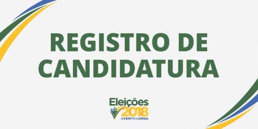 Resultado de imagem para Registro de Candidatura