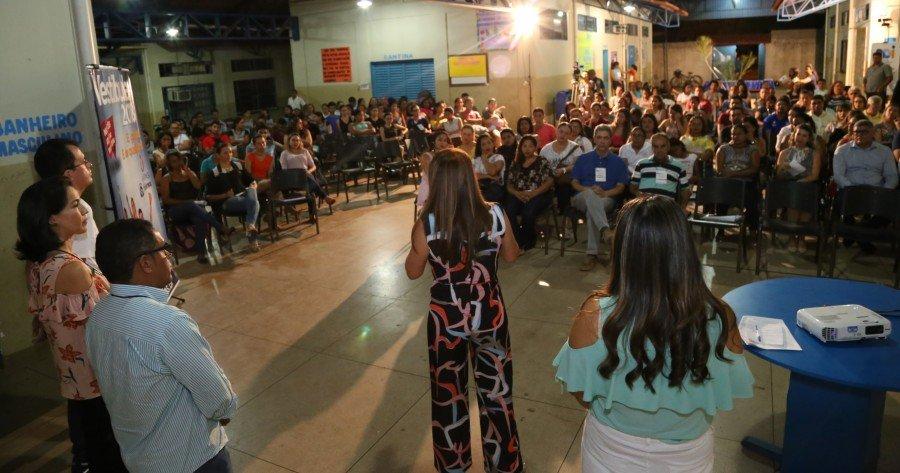 Audiência Participativa do PDI em Araguatins