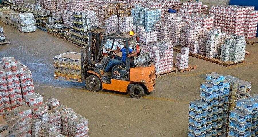 O último levantamento do IBGE, em parceria com a Seplan, apontou que o PIB do Tocantins de 2018 atingiu o valor de R$ 35,6 bilhões