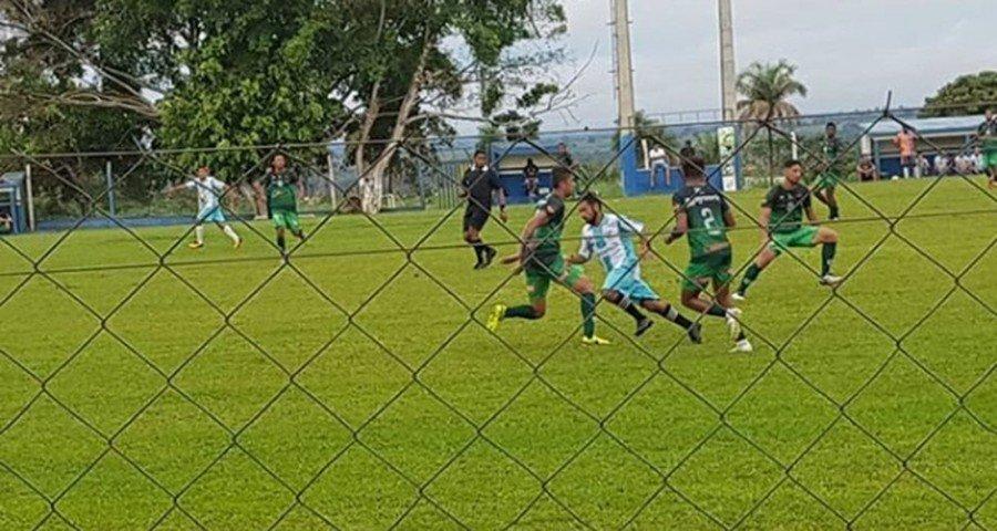 Tec venceu amistoso contra o Aguiarnópolis por 1 a 0 e aproveitou para testar jogadores (Foto: Divulgação/Instagram Tocantinópolis)