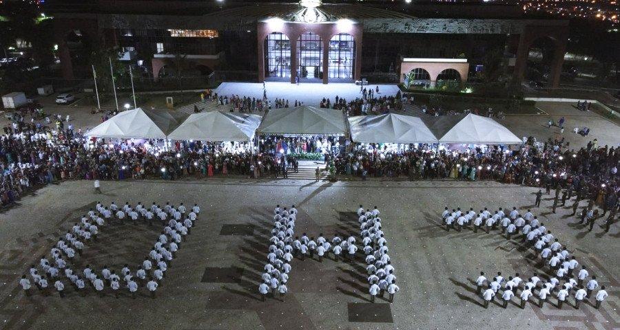 Formados 218 policiais militares que participaram dos cursos de Habilitação de Oficiais da Administração, Músicos e da Administração da Saúde