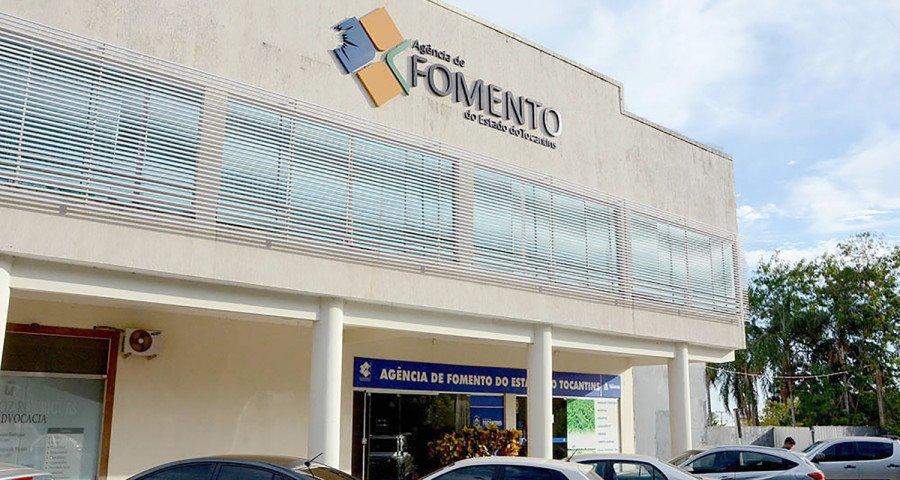 Agência de Fomento do Estado do Tocantins (Foto: Antônio Gonçalves)