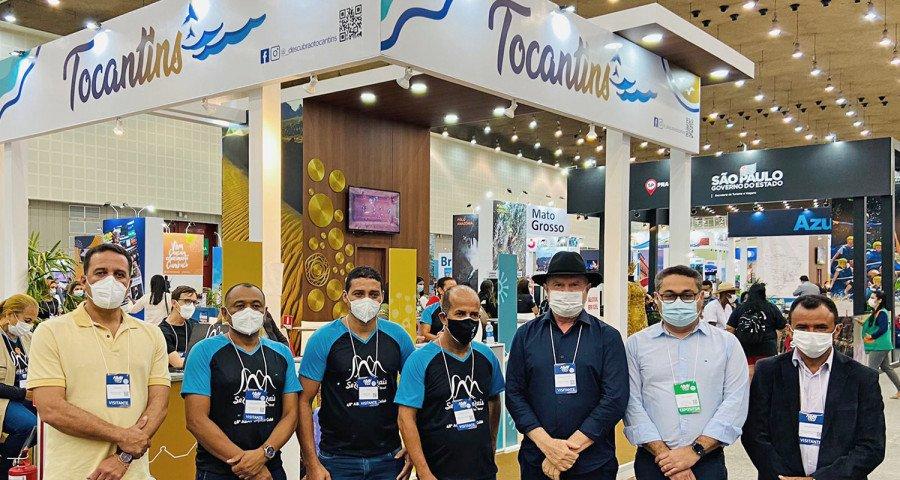 Tocantins tem sido referência na retomada consciente da atividade turística com ações que tem sido destaque em todo o país