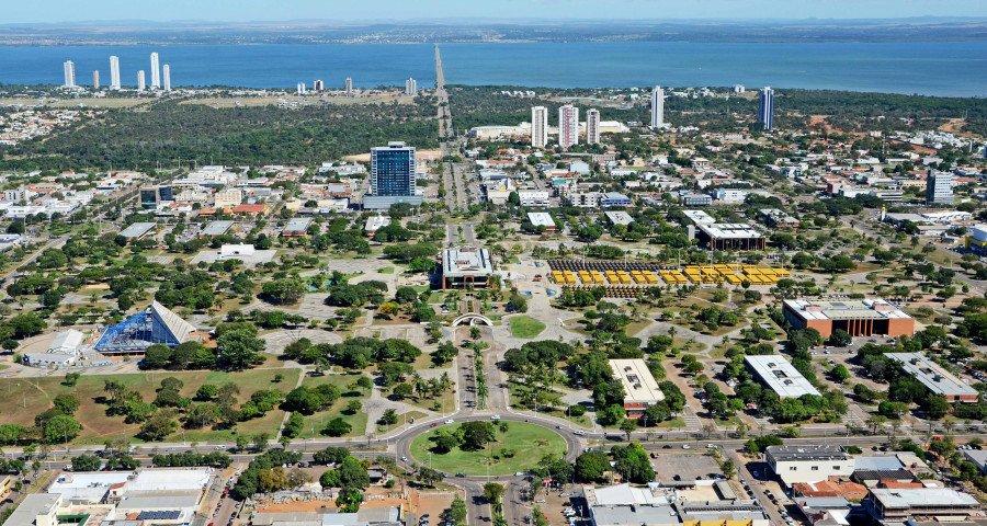 Licitação presencial prevê a venda de 60 imóveis residenciais, comerciais e de uso misto em Palmas (Foto: Washington Luiz)