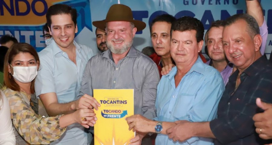 Governo do Tocantins investe mais de R$ 3 milhões nos municípios, por meio dos convênios do Tocando em Frente e Pró-município