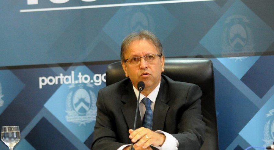 Marcelo Miranda participa do Fórum Brasil Central em Campo Grande nesta sexta-feira, 4 (Foto: Elizeu Oliveira)