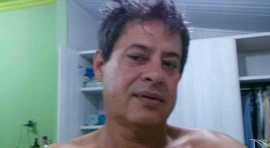 Empresário Antônio José Messias é apontado pela polícia como suspeito da morte do prefeito de Davinópolis-MA (Foto: Reprodução/TV Mirante)