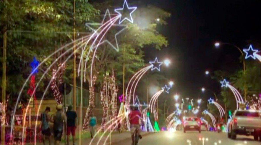 Justiça suspende decoração de Natal contratada pela Prefeitura de Parauapebas-PA