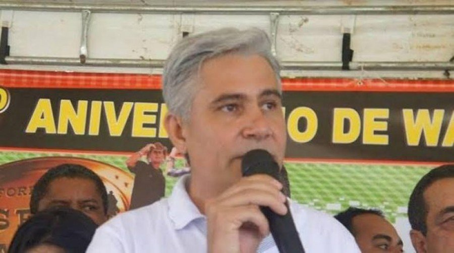 Prefeito de Wanderlândia, Eduardo Madruga