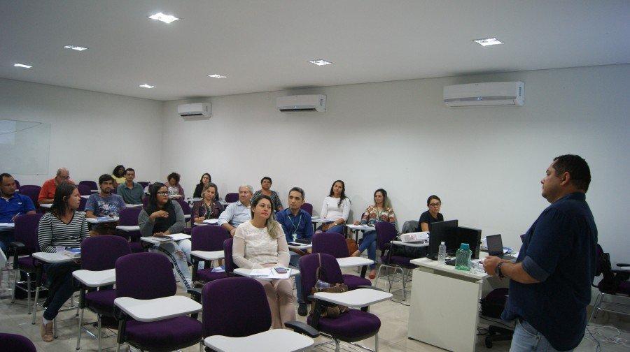 Magnus Pereira é instrutor da EGP desde a criação da escola, em 2010 (Foto: IVM)