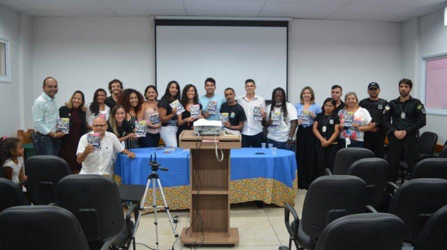 Lançamento ocorrido no campus da UFT em Tocantinópolis