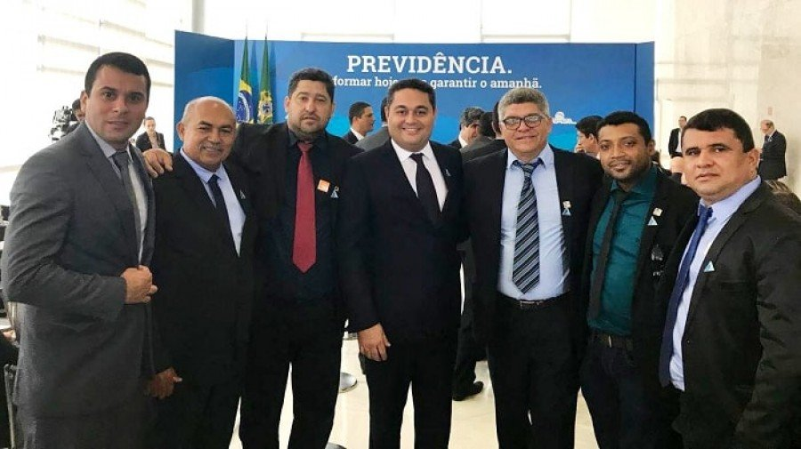 Presidente da ATM participa de reunião com presidente da República