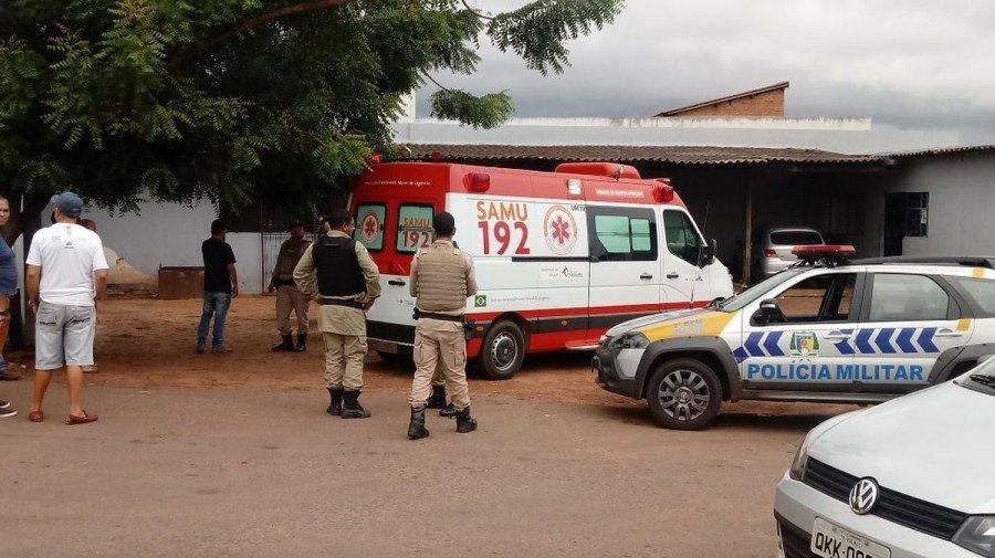 Crime foi em uma oficina mecênica em Araguaína (Foto: Fábio Dione/Divulgação)