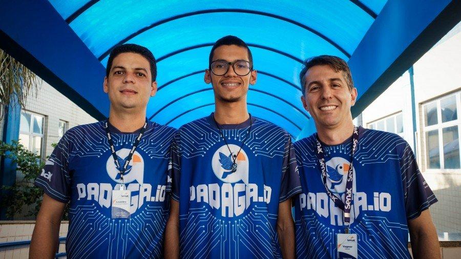 O projeto Papaga.io, desenvolvido no Tocantins, é o único projeto do Senac que participa da Feira Brasileira de Ciências e Engenharia – Febrace