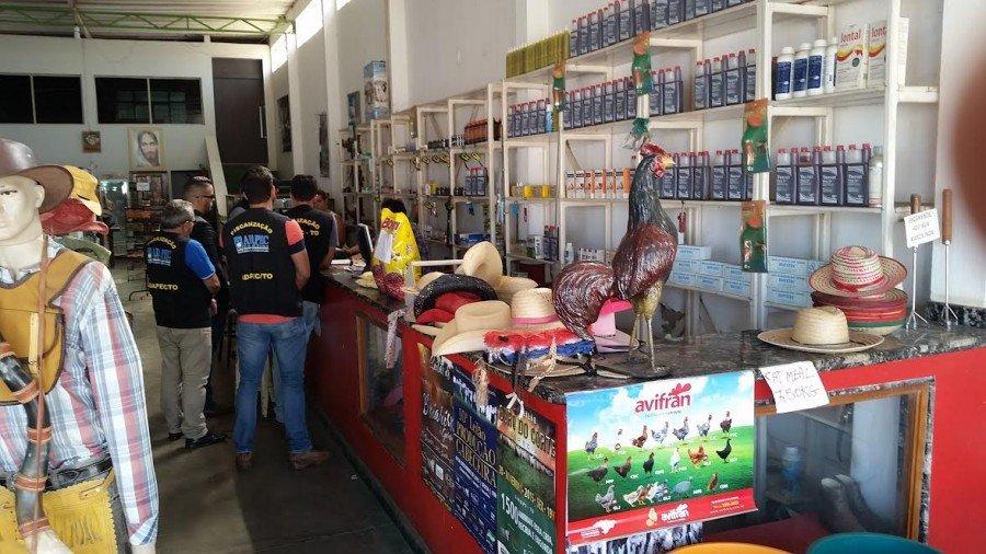 Em Araguatins concentra-se 42 lojas agropecuárias