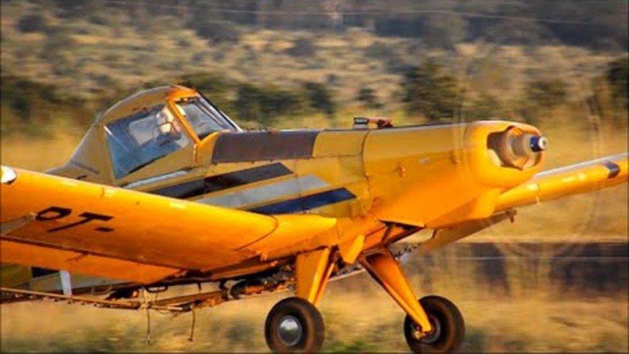 A aeronave de matrícula PT-GBZ, estava com a Inspeção Anual de Manutenção (IAM) vencida e com o Certificado de Aeronavegabilidade suspenso.