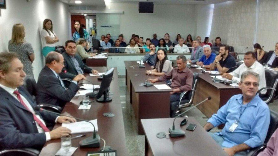 Rocha Miranda participa de audiência pública sobre a Piscicultura no Tocantins