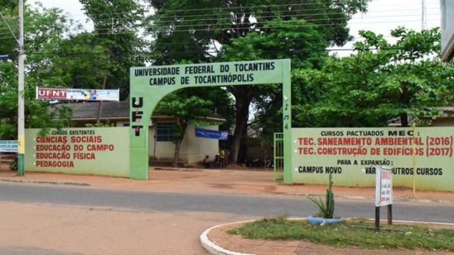 Retorno das atividades acadêmicas no câmpus da UFT de Tocantinópolis ocorre no dia 16 de agosto