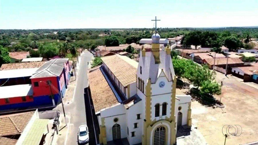 Tocantinópolis comemora 159 anos de emancipação política (Foto: TV Anhanguera)